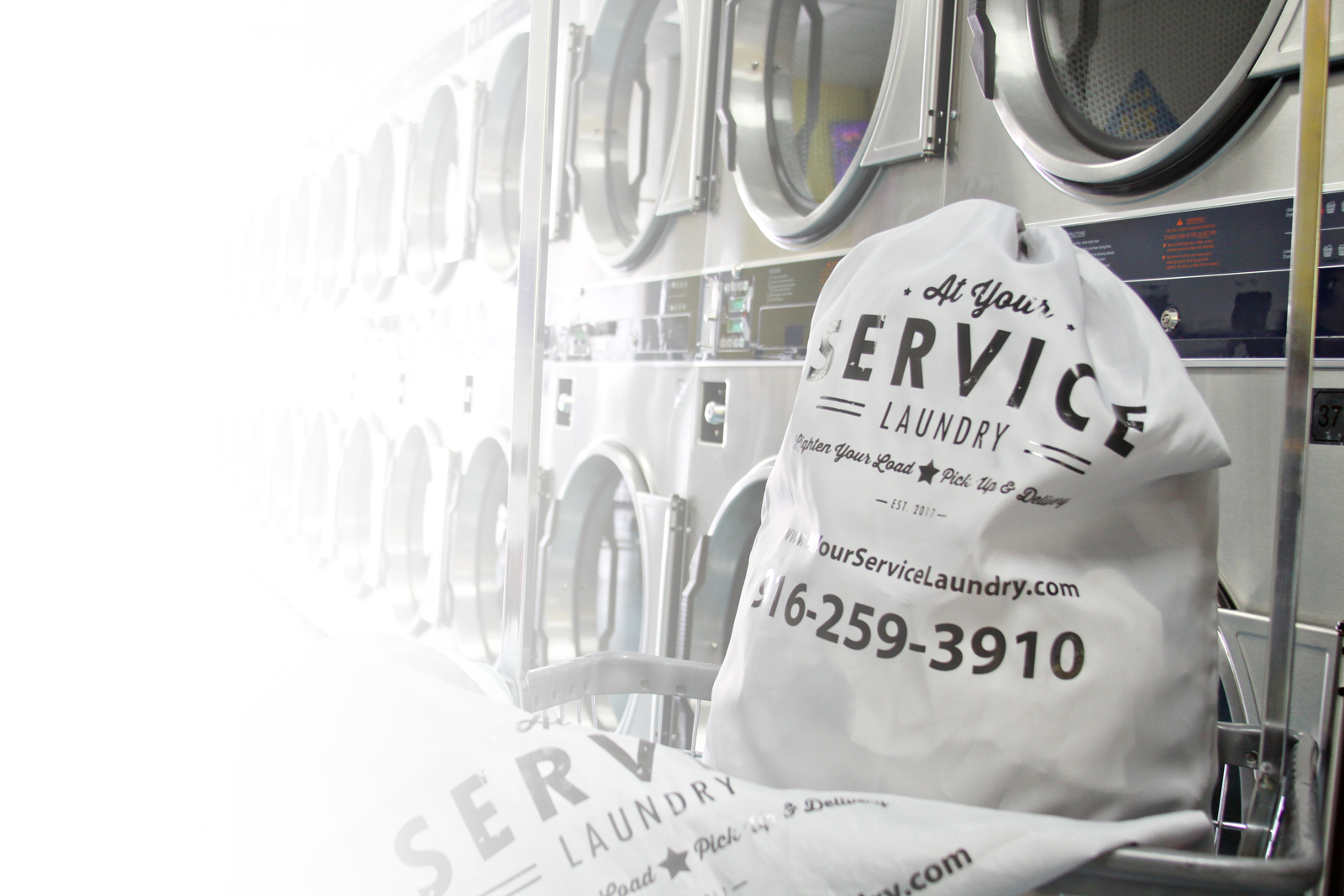 Pick Up And Delivery Laundry Service In Sacramento 2369